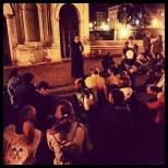 Visita alle Sette Chiese nella notte – 17 Maggio 2013 Roma