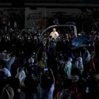 Continua il viaggio del Papa in Brasile