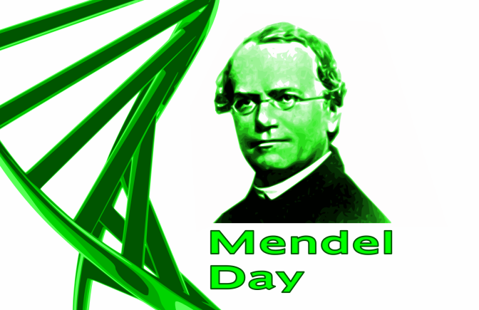 Mendel Day, fede e scienza a braccetto.