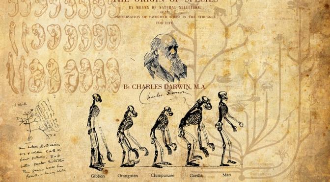 Lo (strano) caso di Charles Darwin.