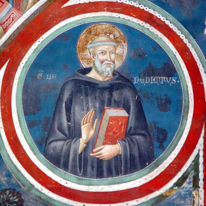San Benedetto e la ricostruzione agraria dell'Europa.