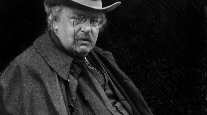 L'uomo comune di G. K. Chesterton.
