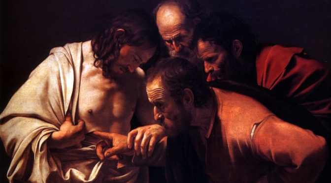 La risurrezione di Gesù, a firma Zeffirelli.