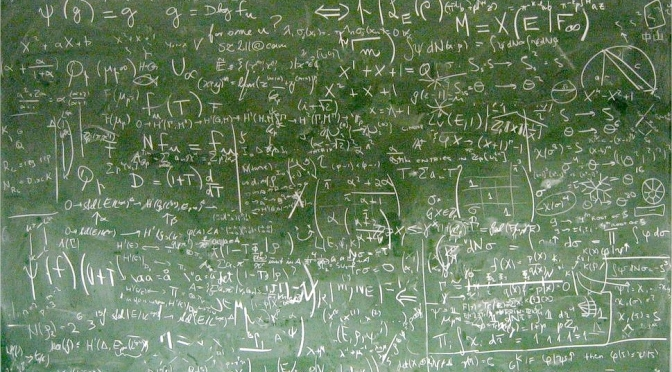 Il pensiero di Gauss nello spazio tra i numeri e Dio.