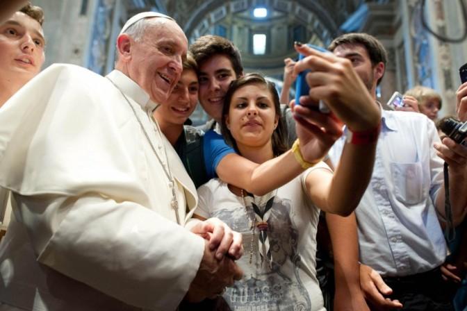 """GMG 2014: il messaggio di Papa Francesco… e il mi-mi, il """"mi-mio""""."""