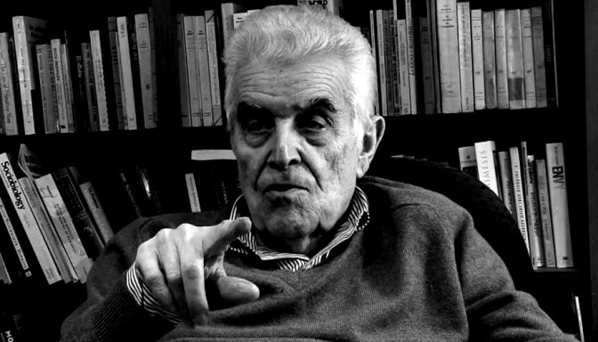 Il Capro Espiatorio di Renè Girard.