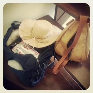 Si parte! Il bagaglio del pellegrino... 30/05/2014