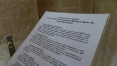 Matera, primo giorno 31/05/2014