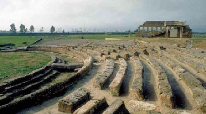 Passando per Metaponto, Capitolo 2: chiuso il parco archeologico.