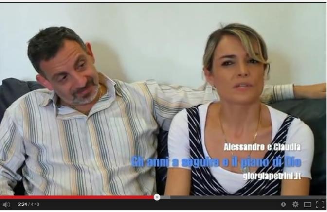 La storia di Alessandro e Claudia – Parte 3.