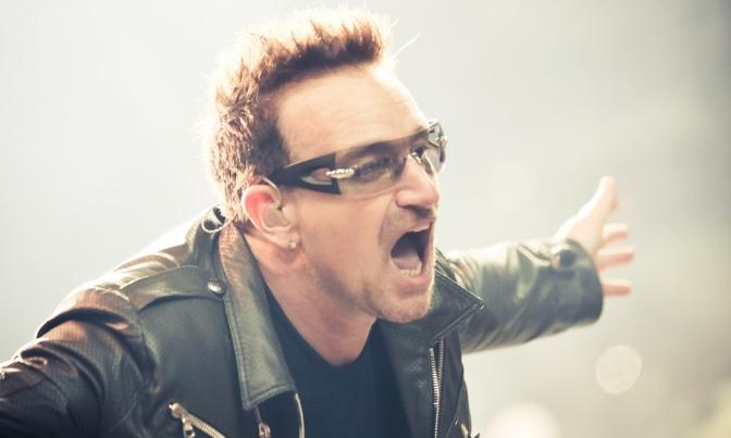 Bono degli U2: «Gesù? O era Dio o era un pazzo».