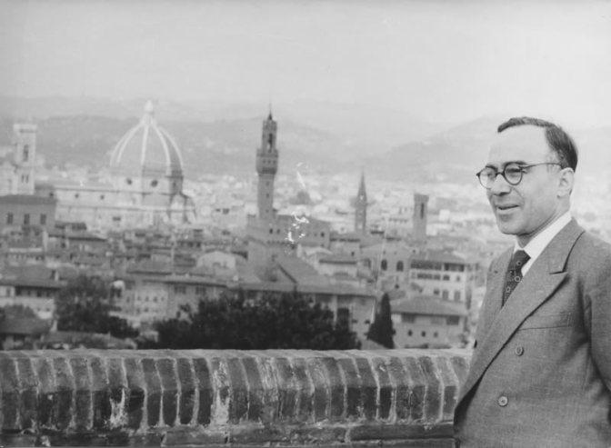 Giorgio La Pira: un uomo ispirato dalla vocazione.