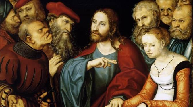 Adulterio non fa rima con Comunione.