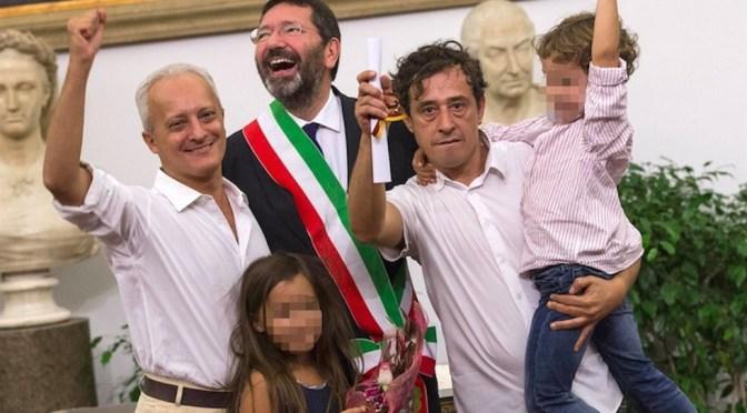 """Nulle le """"nozze"""" del sindaco Marino. Parola di giudice non sospetto."""