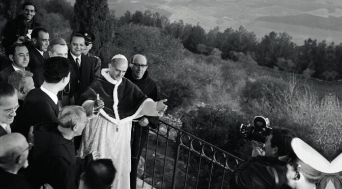 Paolo VI, il Papa dei lavoratori.