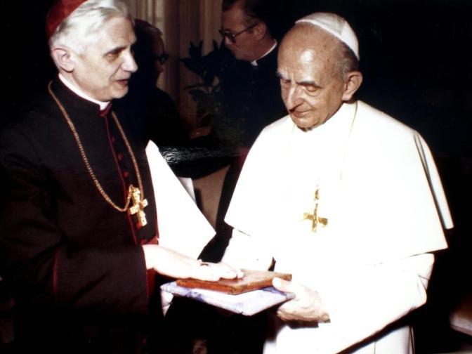 Il Concilio, il modernismo e i cattolici nel '68.