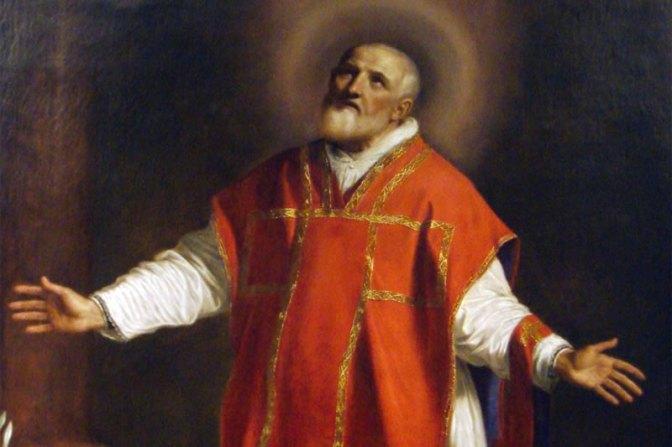 Dispensatore gratuito di buon umore: San Filippo Neri.