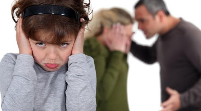Separazioni conflittuali, a perdere è sempre il padre.