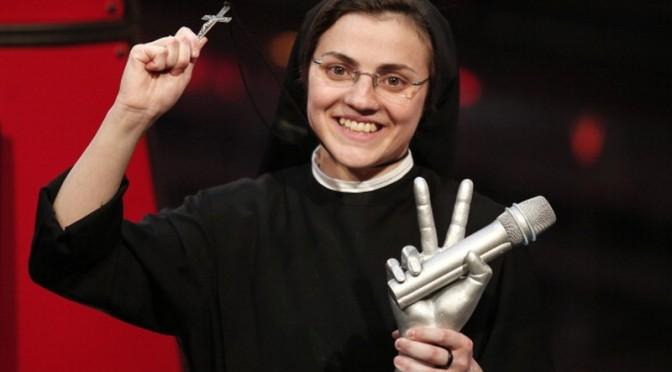 Suor Cristina, l'intervista completa: «Io, Madonna e i miei veri obiettivi».