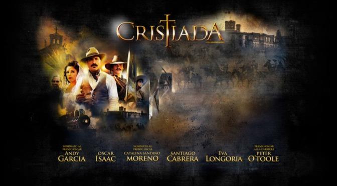 """Andy Garcia: """"Dalla parte dei Cristeros in nome della libertà""""."""