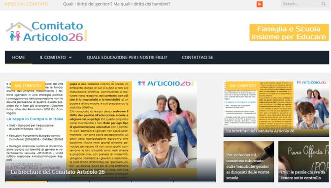 La società civile si mobilita: no al gender nelle scuole italiane