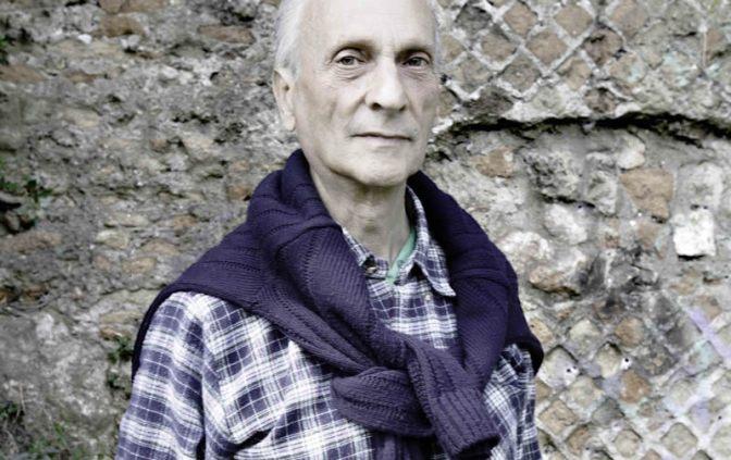 Don Roberto Sardelli all'Acquedotto Felice con la Scuola 725