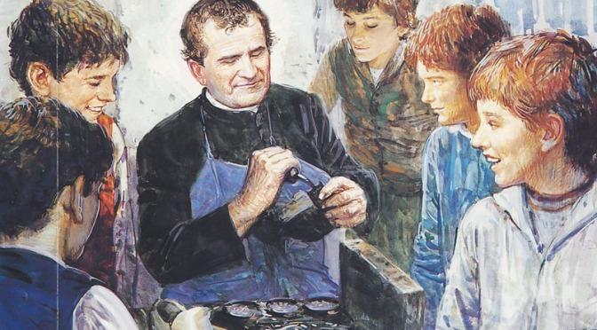Il metodo don Bosco