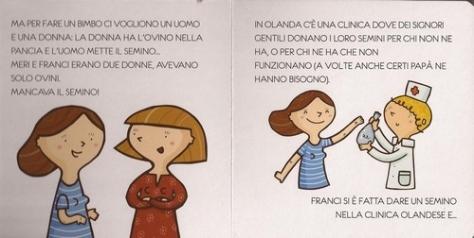 Gender libro asilo