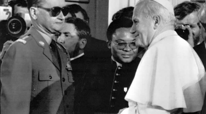 La conversione di Jaruzelski, il comunista che imparò dal Papa che non esiste giustizia senza perdono