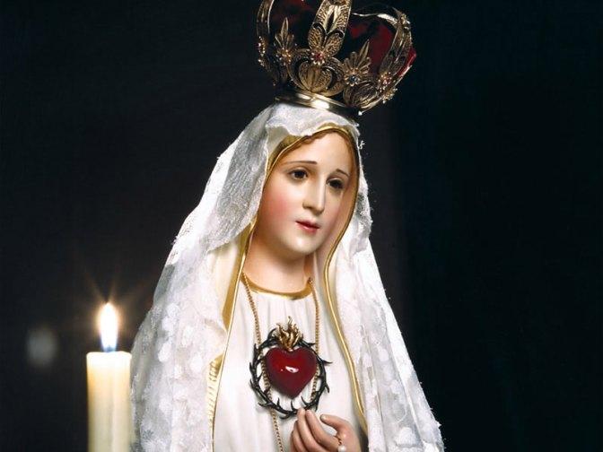 Breve storia della Madonna di Fátima