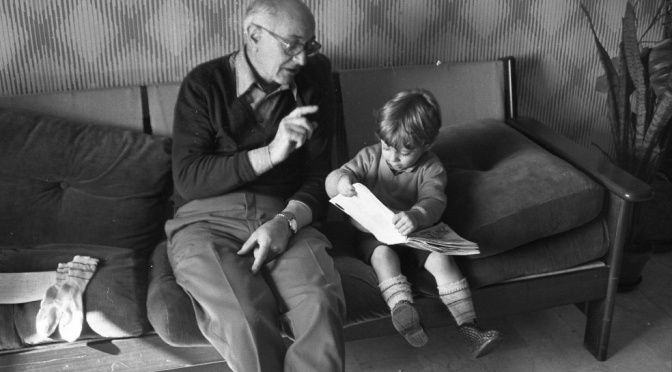 Più nonni che nipoti: il sorpasso nel 2020.