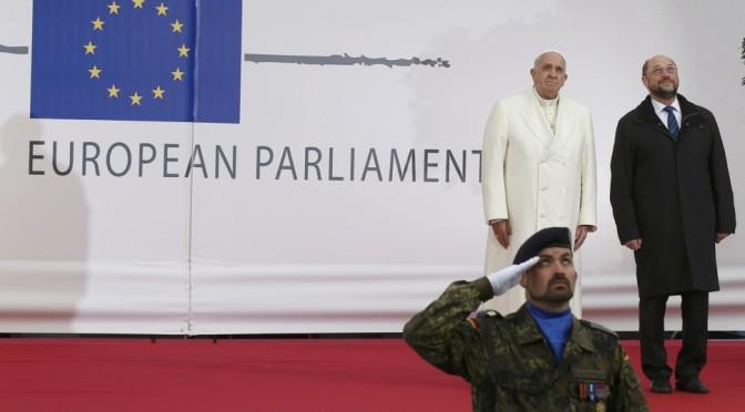 Il Papa scuote l'Europa: ma è forse ingerenza questa?