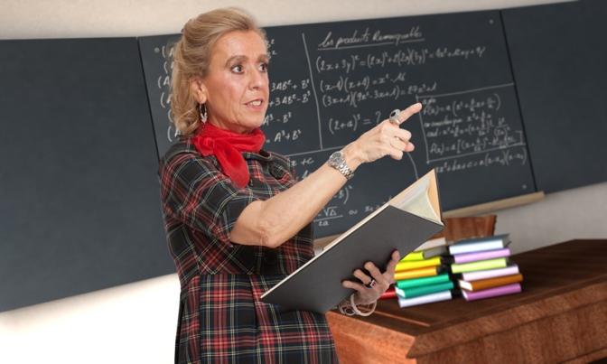 """La """"professoressa omofoba""""? Non lo era"""