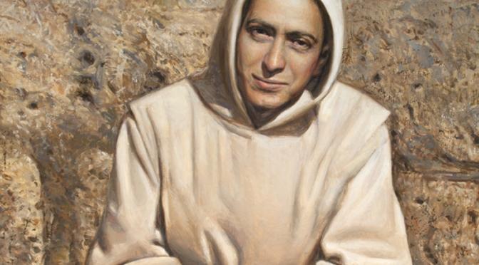 Commento di un monaco trappista santo al vangelo di oggi