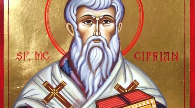 Commento di San Cipriano, vescovo e martire, al vangelo di oggi