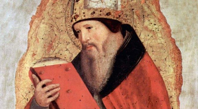 Commento di Sant'Agostino al vangelo di oggi