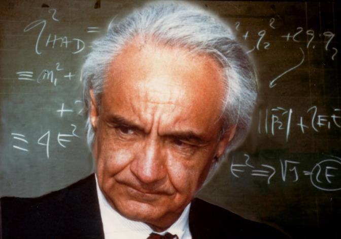 """Antonino Zichichi: """"Caro Umberto Veronesi, Dio esiste e la prova è l'universo. L'ateismo è la fede nel nulla e non rigore logico"""""""