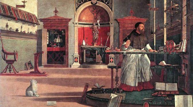 Il commento di Sant'Agostino al vangelo di oggi